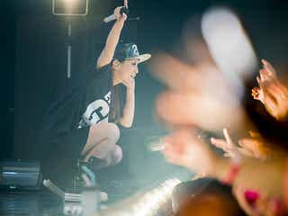 浜崎あゆみ、12年ぶりとなるファンクラブツアー「TA LIMITED LIVE TOUR」がZepp Diver Cityで開幕