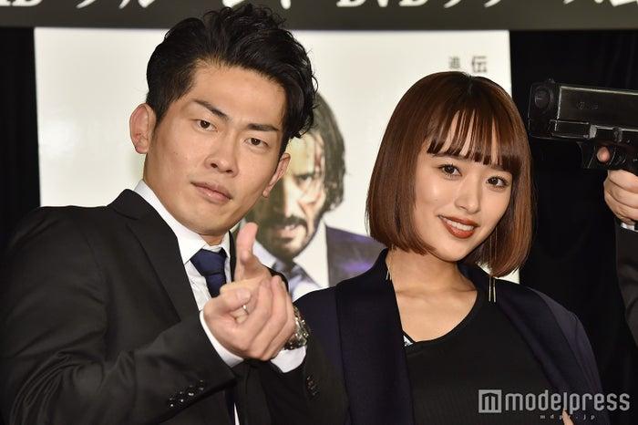 太田博久、近藤千尋 (C)モデルプレス