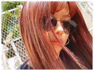 山本舞香、ピンクブラウンの新ヘアに反響「真似したい」「惚れた」