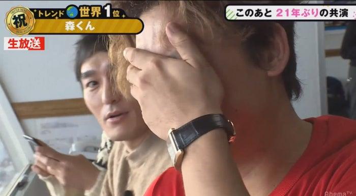 香取慎吾(C)AbemaTV