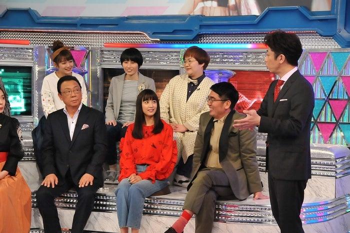 番組の様子 (画像提供:関西テレビ)