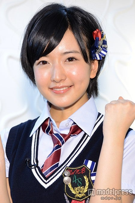初冠番組に意気込みを見せた須藤凜々花【モデルプレス】
