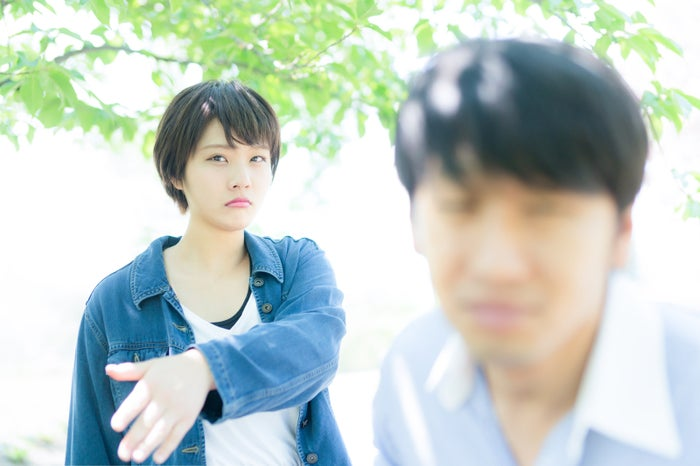 約束を破った時は本気で怒る/Photo by ぱくたそ