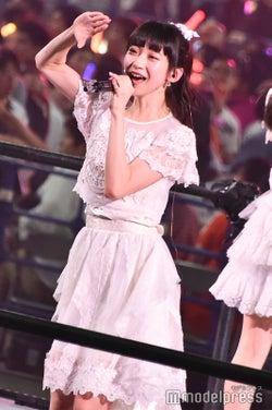 荻野由佳/「AKB48 53rdシングル 世界選抜総選挙」AKB48グループコンサート(C)モデルプレス