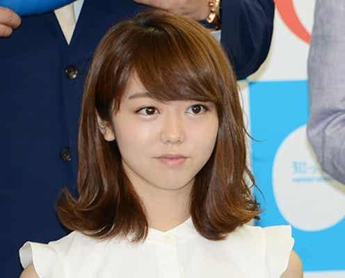 "AKB48峯岸みなみ、""月9女優""デビュー指原莉乃に刺激「売れたい」"