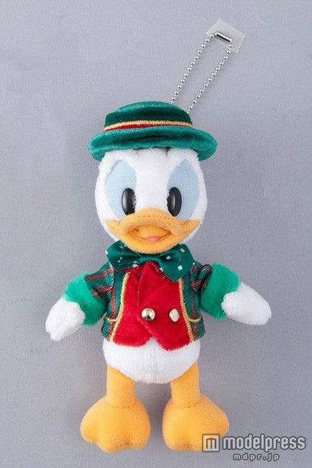 TDS:ぬいぐるみバッジ(¥1600)/ドナルド(C)Disney