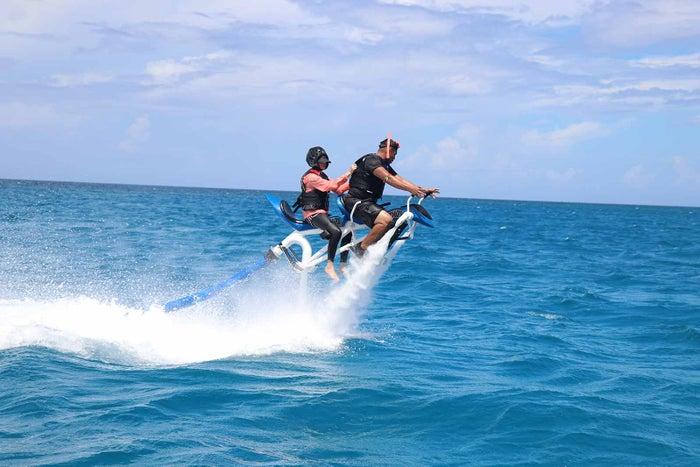 ジェットベイター(C)Let's Go Saipan