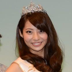 2014ミス・アース・ジャパンが決定 埼玉出身の野球美女が栄冠