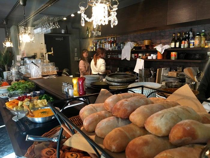 「六本木カフェ」誕生、朝ビュッフェ&スペイン創作料理も/画像提供:イシン・ホテルズ・グループ