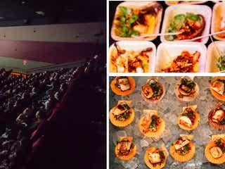 """「The Food Film Festival Tokyo 2020」短編映像を""""観て食べる""""新感覚フェス日本初上陸"""