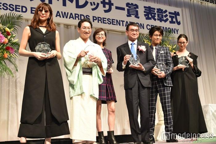 西内まりや、河北麻友子、広末涼子らが受賞 「第29回 日本メガネベストドレッサー賞」 (C)モデルプレス