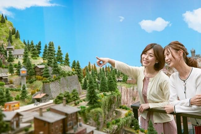 SMALL WORLDS TOKYO(C)SMALL WORLDS