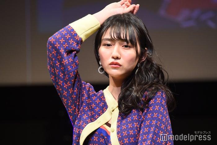 豊田留妃 (C)モデルプレス