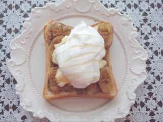 お家でカフェ気分!食パンでつくる簡単スイーツ