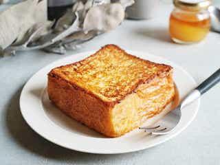 「パンとエスプレッソと」のフレンチトーストレシピ!極厚ふわとろ食感をおうちで再現