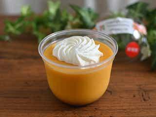 毎年大人気なかぼちゃスイーツが早くも発売!セブンイレブン「とろ生かぼちゃプリン」