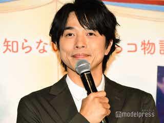 """井ノ原快彦、V6は全員""""すみっこ好き""""「そういうグループなんです」<映画 すみっコぐらし>"""