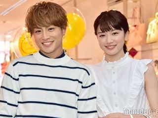 永野芽郁&EXILE白濱亜嵐がサプライズ登場!黄色い歓声飛び交う