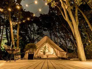 千葉のグランピング施設「スモールプラネットキャンプ&グリル」BBQ&サウナ有の特別空間でリフレッシュ