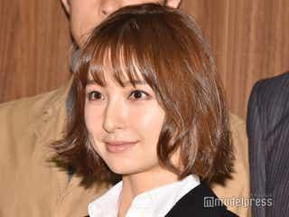 篠田麻里子、結婚で女優として変化も 夫の観劇予定も明かす<殺してもいい命>