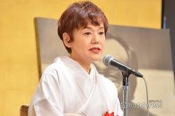 大竹しのぶ、22歳年下俳優との熱愛報道にコメント<第44回菊田一夫演劇賞>