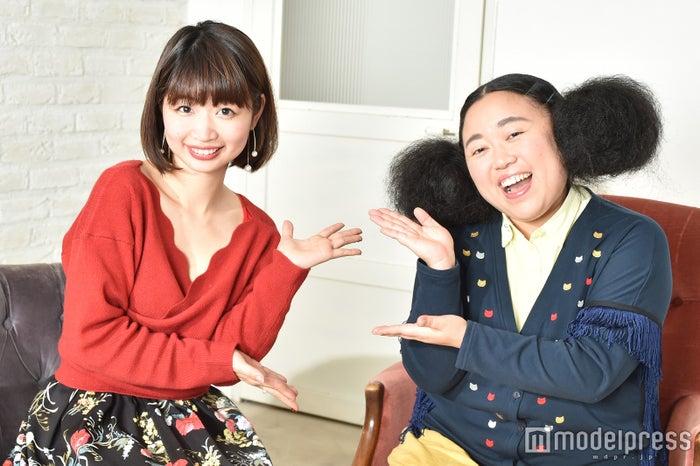 宗香里さん(ビジネスディペロップメントプラナー)、江上敬子(C)モデルプレス