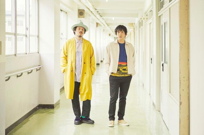 スキマスイッチ(C)テレビ朝日