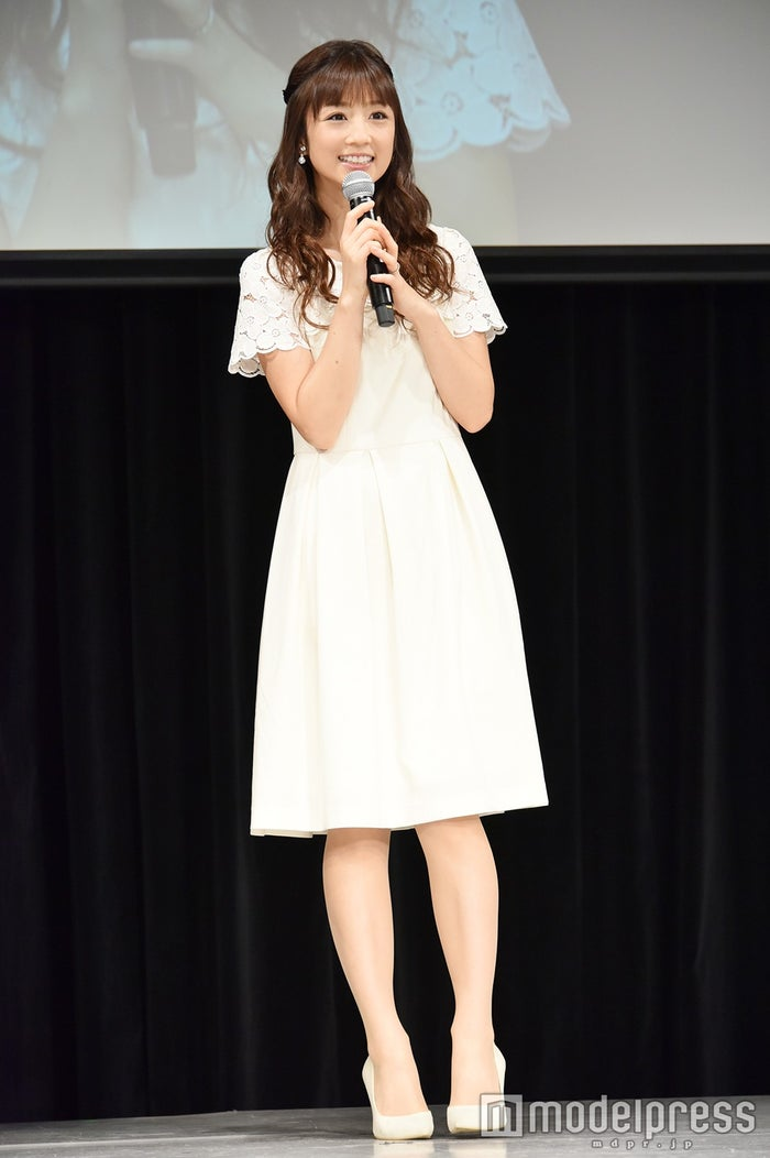 小倉優子 (C)モデルプレス