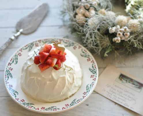 前日でも間に合う!市販のスポンジで簡単なのに凝ってる風!ドーム型クリスマスケーキ