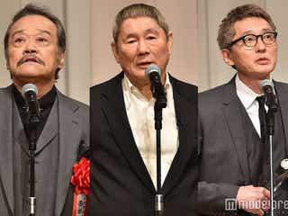 大杉漣さんへ…ビートたけし、最期を看取った松重豊らが捧げた言葉<第27回東京スポーツ映画大賞>