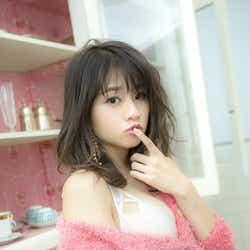 モデルプレス - AKB48島田晴香、SEXYランジェリー姿も披露 8年間「圏外」の苦しさ、憤り、ジェラシーも語る