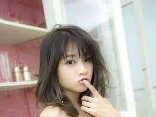 AKB48島田晴香、SEXYランジェリー姿も披露 8年間「圏外」の苦しさ、憤り、ジェラシーも語る