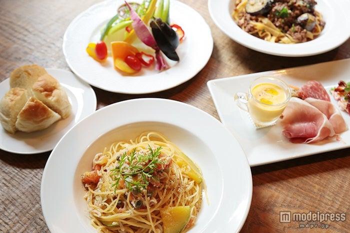 「Rans kamakura(ランズカマクラ)」/ランチコースは前菜・パスタ・ドリンク付きで1580円~とリーズナブル