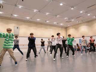 <NCT 127 日本ツアー記念特番ロケに独占密着>学生へのダンスレッスンで溢れたメンバーの魅力