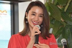 高橋メアリージュン、過去の恋愛傾向を新婚の妹・ユウが暴露