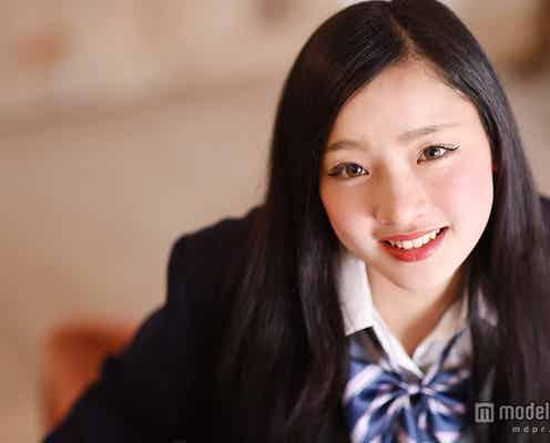 """関東一可愛い""""黒髪""""女子高生「Ranzuki」加入1ヶ月のスピード表紙「とっても嬉しい」"""
