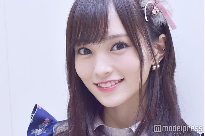 NMB48山本彩、アイメイクに独自...