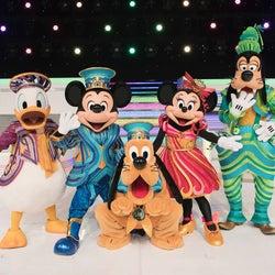 「Mステ」ミッキーマウス&ミニーマウスら豪華集結 一夜限りのパフォーマンス披露