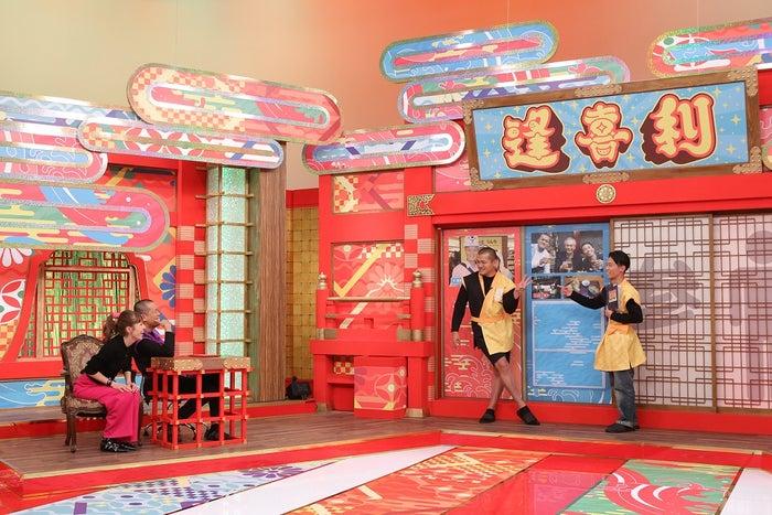 番組の様子 (写真提供:中京テレビ)