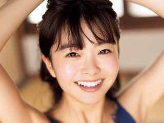 注目の若手女優・五島百花、弾ける笑顔で魅了