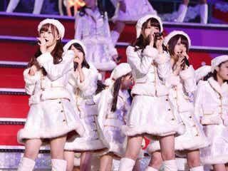乃木坂46、チケット完売のクリスマスライブを完全生中継!コメント動画も到着