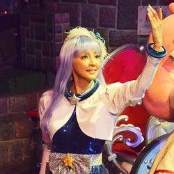 神田うの、日本初のパフォーマンス披露 マイメロからのサプライズバースデーに歓喜