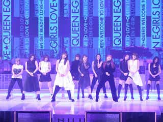 E-girls、Little Glee Monsterら登場 鷲尾伶菜&佐藤晴美はコラボステージにも<MUSIC FAIR>
