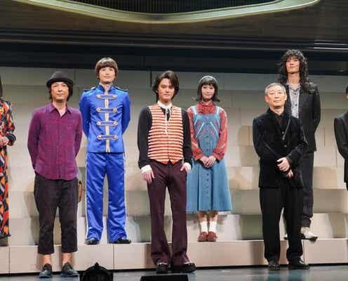 中山優馬、主演舞台開幕に「こんな時代だからこそ、上映中は何もかも忘れて楽しんで」