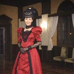 知花くらら、大河ドラマで本格的女優デビュー 役柄に共感と尊敬「しびれました」