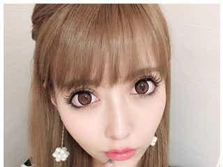 双子モデルの妹・ 吉川ちか、人生最大の整形手術終える 痛々しい術後姿公開