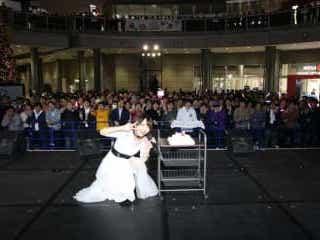 富田美憂、20歳の誕生日&アーティストデビューシングルの リリイベを開催