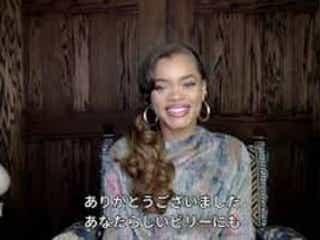 【独占動画】アンドラ・デイ 歌姫ビリー・ホリデイの生き様を熱弁