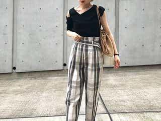 2019年夏の旬アシメTシャツまとめ14選|アシンメトリーなTシャツでカジュアルおしゃれに!