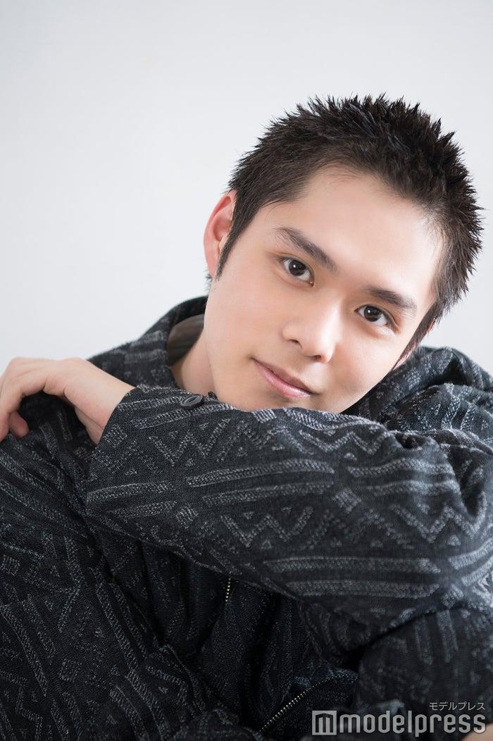 モデルプレスのインタビューに応じた細田佳央太(C)モデルプレス